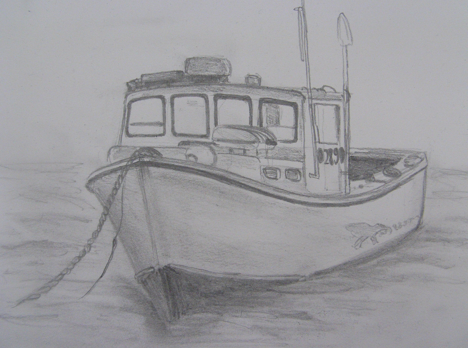 tugboat drawing Quotes