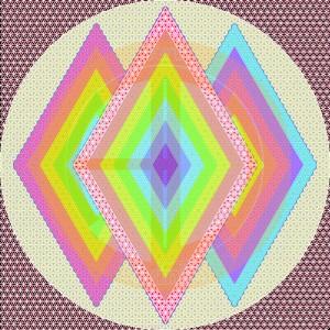 Art divine piece 26 - Power of diamonds serif watermark